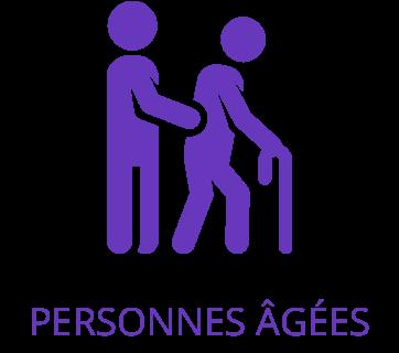Aide auprès des personnes âgées