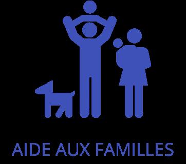 Aide auprès des familles